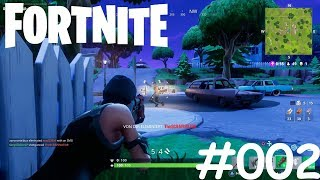 Let's Play Fortnite #002 [Deutsch] [HD] [PS4 PRO] - Wo ist er?