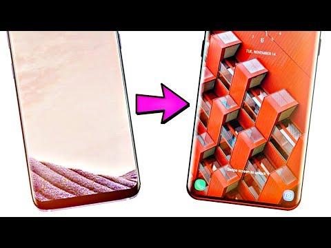 Samsung Galaxy S9 - FIRST DESIGN LOOK!!!