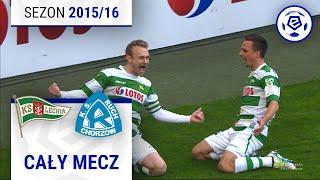 Lechia Gdańsk - Ruch Chorzów [1. połowa] sezon 201516 kolejka 30