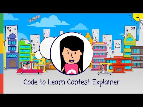 All you need to know about Code to Learn 2017 contest