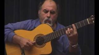 """Juanjo Dominguez, solo de guitarra """"Volver"""""""