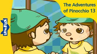 Pinocchio 13 | Stories For Kids | Fairy Tales | Bedtime Stories