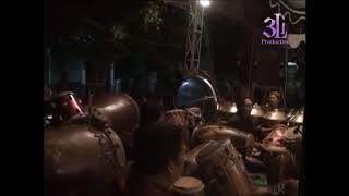 Perahu layar  musik gamelan wayang Cirebon