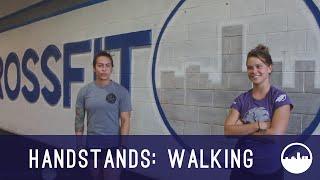 Gymnastics: How to Do Handstand Walk Progressions - MovementRVA Episode 9