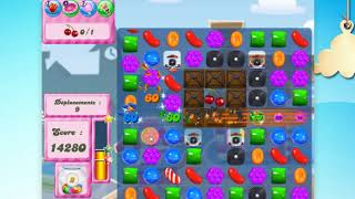 Candy Crush-Level 1151