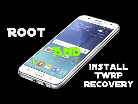Installing TWRP And Rooting  device (S DUOS 2 GT-S7582)