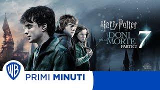 Continua a guardare il film qui: https://youtu.be/t2xlfu-gh3wÈ l'atto finale sui bastioni della scuola di magia e stregoneria hogwarts, dove harry potter ...