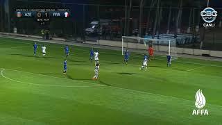 Azərbaycan U 21 Fransa U 21 1 2