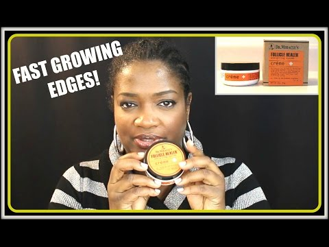 FAST GROWING EDGES WITH MY FAVORITE PRODUCTS NeziNapps