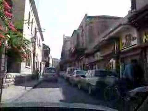 Bab Touma in Damascus
