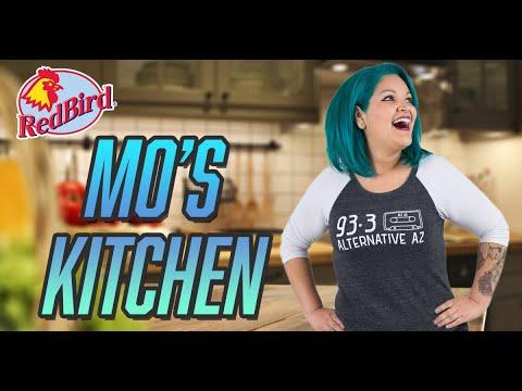 Mo's Kitchen: Creamy Lemon Garlic Skillet Chicken