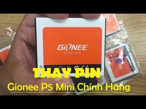 Gionee Pioneer P5 Mini Video clips - PhoneArena