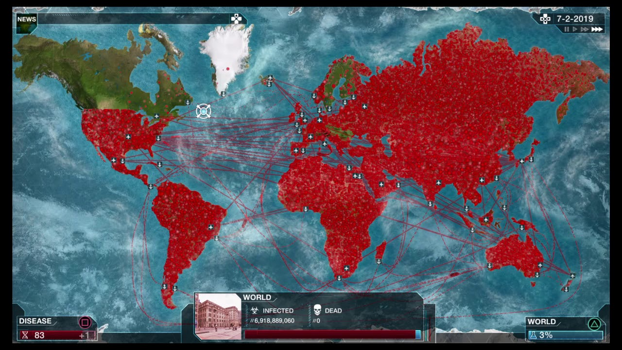 Plague Inc: Evolved odc1 - YouTube