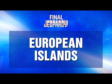 Jeopardy! First: Tiebreaker | JEOPARDY!