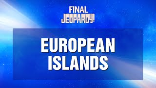 Jeopardy! First: Tiebreaker | JEOPARDY!
