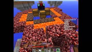 Minecraft Skywar Server Fun!
