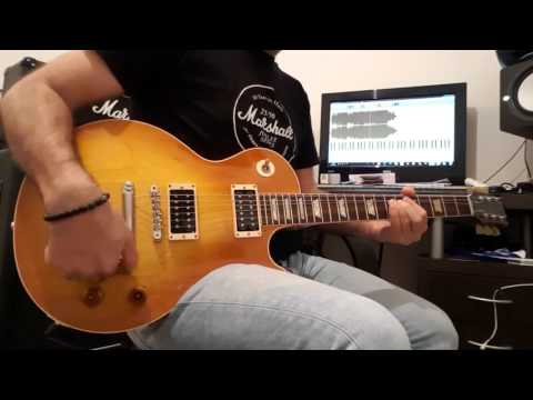 VR - Loving The Alien Guitar Solo mp3