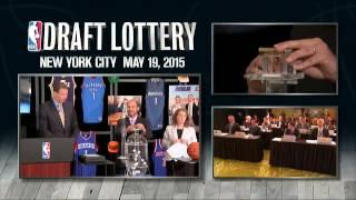 2015 Draft Lottery Drawing | May 19, 2015 | 2015 NBA Draft | HD