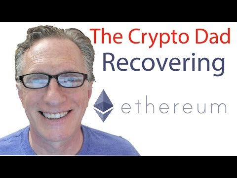 How to Restore or Recover Your Ethereum Wallet