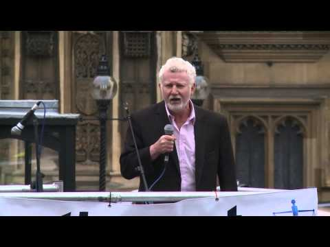 Legal Aid Westminster demonstration 22 May 2013 - Selected speeches