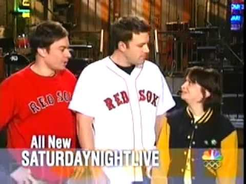 Saturday Night Live Ben Affleck N E R D Promo Youtube