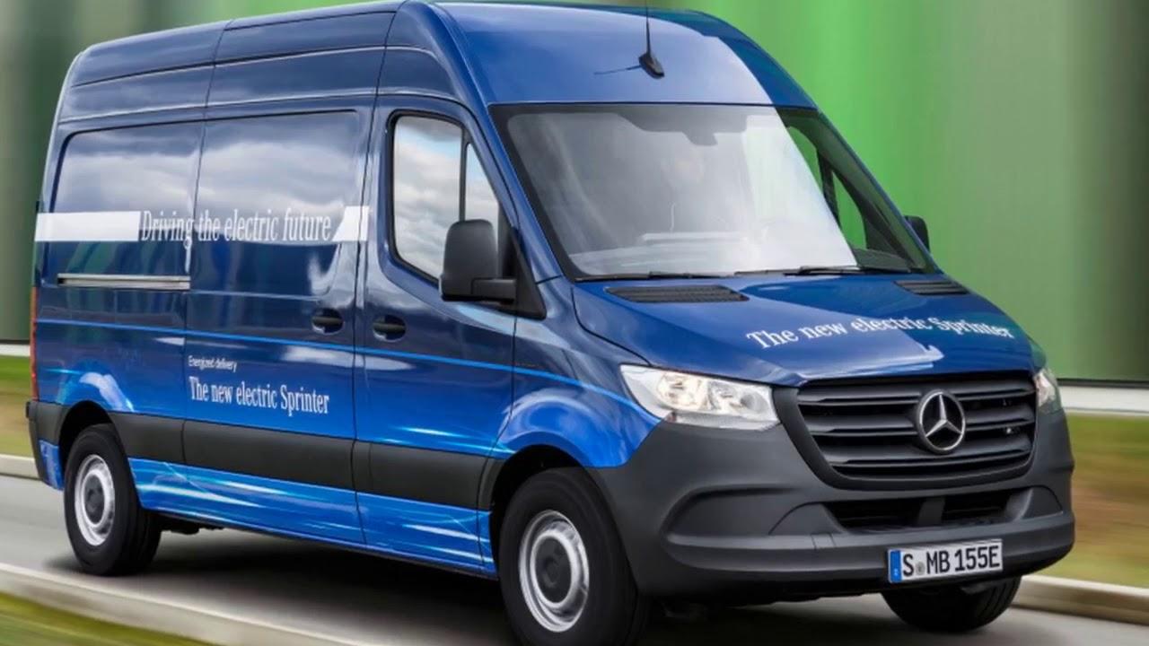 2019 mercedes sprinter vans revealed youtube. Black Bedroom Furniture Sets. Home Design Ideas