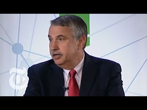 Thomas L. Friedman's Next New World: Dispatches From the Front Lines