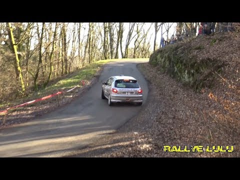 Rallye de Franche Comté 2019[HD] Flat Out & Show-RALLYE LULU