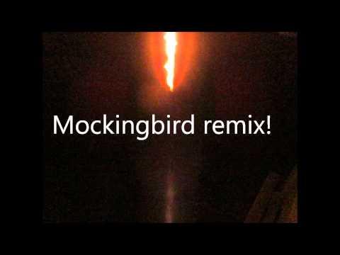 Eminem mocking bird remix