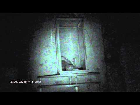 HD Paranormal ~ OFFICIAL FULL VIDEO ~ Night vision puppet moving?