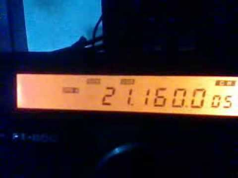 """KEMI """"YB8TK"""" QSO DX WITH """"ET3AA"""" FROM """"Ethiopia"""""""