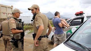 Plantão Policial OCP - 12/12/2013 (Sequestro Guaramirim)