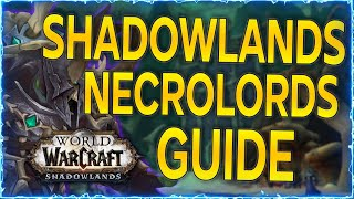 💀 SHADOWLANDS GUIDE  💀 | ELEMENTAL SHAMAN COVENANT | NECROLORDS