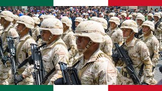 MASSIVE Mexican Military Parade 2019 (CDMX Desfile Militar)