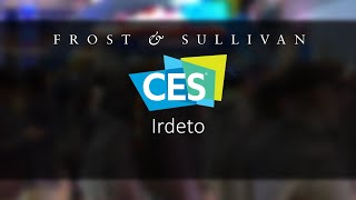 CES 2019 Irdeto, Business Model, Strategic Partnerships, Security in Mobility