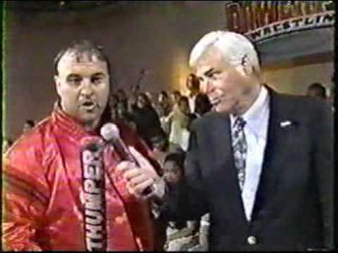 PPW - Doug Gilbert shoot featuring Brian Christopher, Spellbinder, and Tommy Rich (full) - Part 2