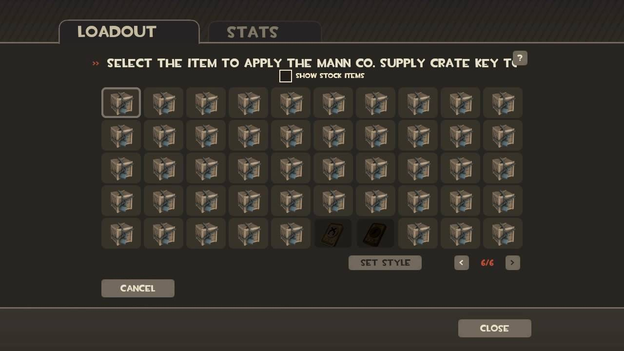 Crate Unboxing TF2 - I got more paint then a tall painted house. OMG CRATES OMG ITEMSZZZZ!!!!!  Seemed a waste not to make a video of doing it.