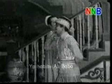 P.Ramlee - Ya Habibi Ali Baba