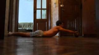 3 упражнения с роликом.avi