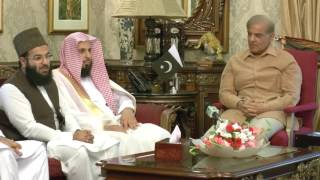 Imam-e-Kaaba shares his sentiments about his visit