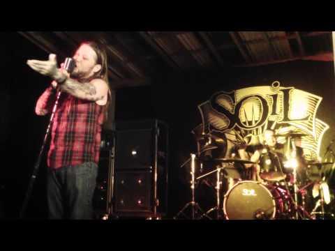 "SOIL - ""Redefine"" [7/25/13 - Live in Syracuse, NY at Quaker Steak & Lube]"