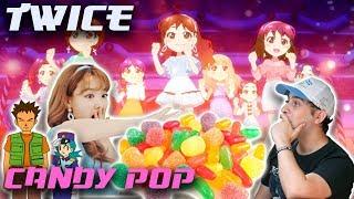 (Kpop Geek) Twice - Candy pop MV reaction (reacción en español)