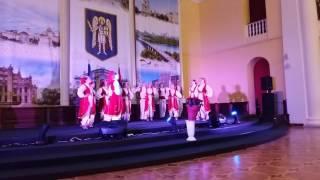 Детский танцевальный коллектив из с. Каракурт
