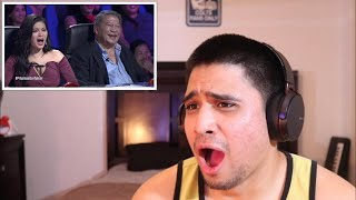 WHAT DID I JUST SEE?!? Pilipinas Got Talent 2018: Mama's Boyz - Towel Dance Audition Reaction