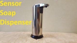 Baixar Сенсорный дозатор мыла. Новый дизайн.
