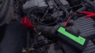 Start Honda CRV 2.0 vs Smartbuster T300