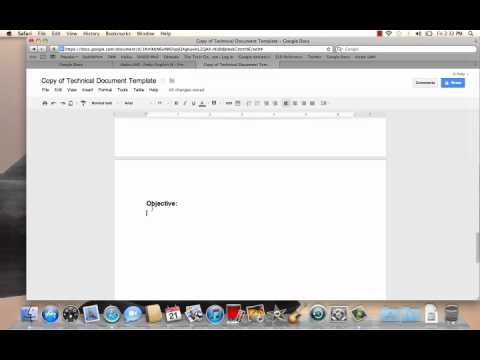 How Create a Technical Document.mp4