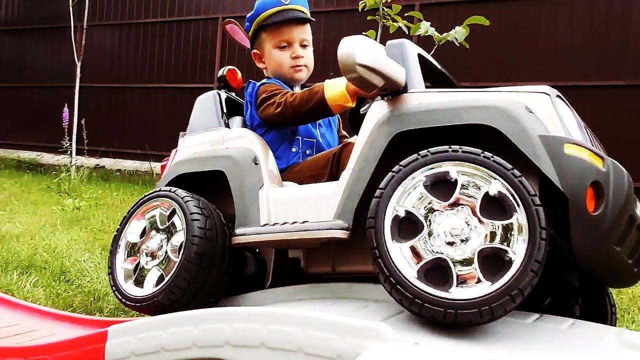 Ride On Cars For Kids: Top 10 Best Electric Ride-On Cars For Kids Driving Power