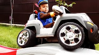 ЧУДО МАШИНКИ Toп 10 Лучших Машин для Детей Power Wheels Best Electric Ride-On Cars for Kids