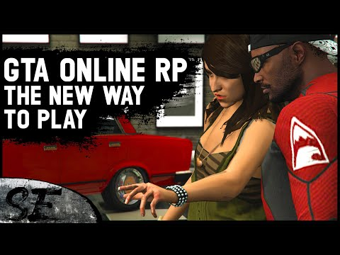 GTA 5 Online RP is what should have been   GTA Geographic thumbnail